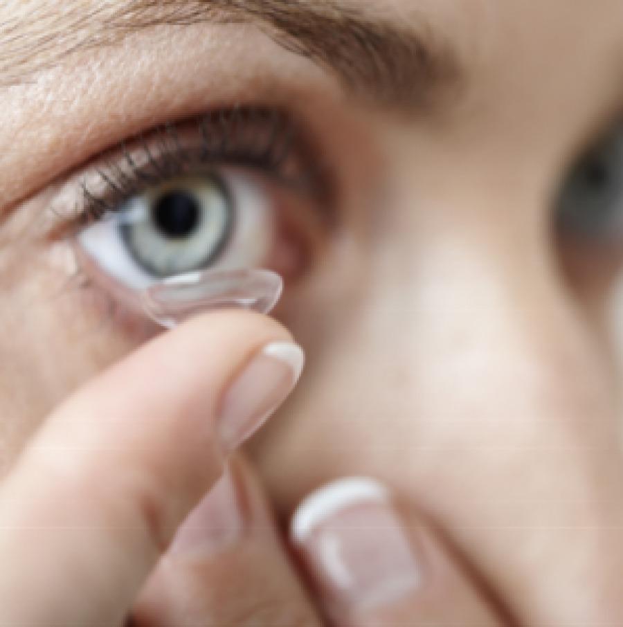 Contactologie chez Optique Place des Fetes