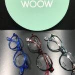 Lunettes Woow chez Optique Place des fêtes