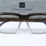 Lunettes Steve Mc Queen eyewear Actor Studio brun dégradé cristal