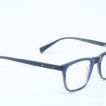 Lunettes Steve Mc Queen eyewear Columbus bleu biais